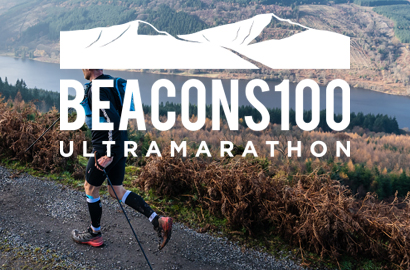 Beacons 100 Trail Running Event