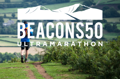 Beacons 50 Trail Running Event