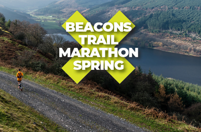 Beacons Trail Marathon Spring Trail Running Event