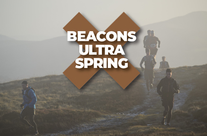 Beacons Ultra Spring Trail Running Event