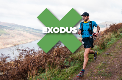 Exodus Trail Running Event