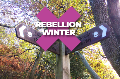 Rebellion Trail Running Event