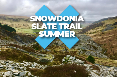 Snowdonia Slate Trail Ultra Trail Running Event