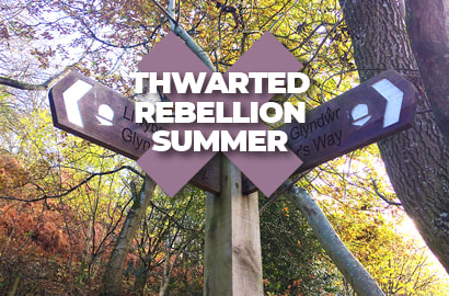 Summer Thwarted Rebellion Trail Running Event