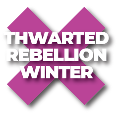 Rebellion Ultra Marathon Logo
