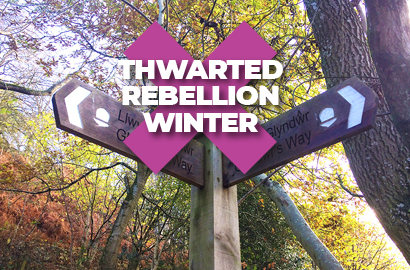 Thwarted Rebellion Trail Running Event