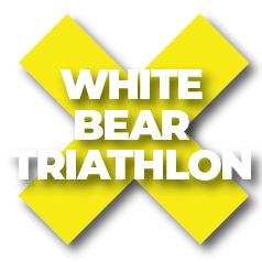 White Bear Triathlon Logo