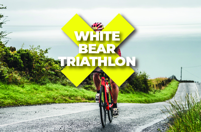White Bear Triathlon Trail Running Event