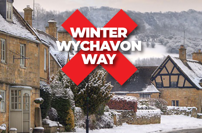 Winter Wychavon Way Trail Running Event
